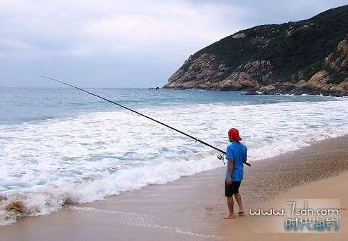 沙滩钓的几种方法