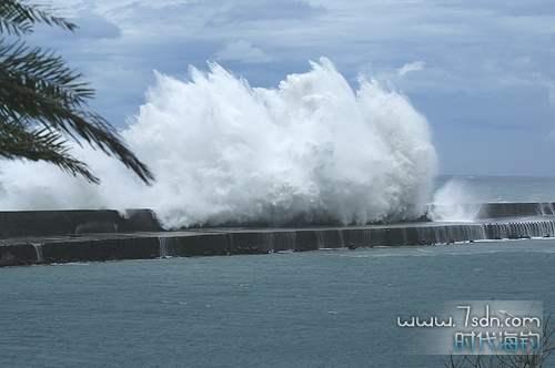 9级台风天气