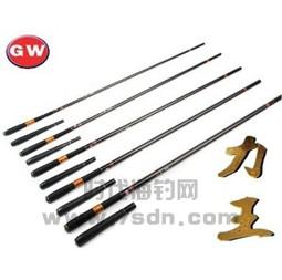 光威力王3.6/4.5/5.4/6.3/7.2米超硬碳素台钓鱼竿
